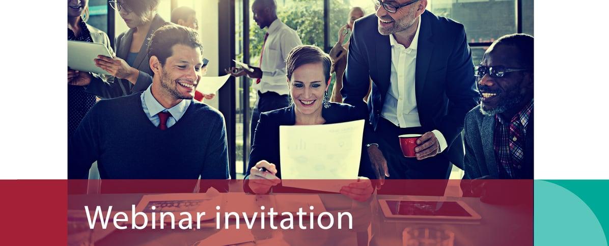Invitation webinar office